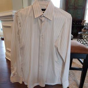 Hugo Boss mens dress shirt 16,34/35 regular